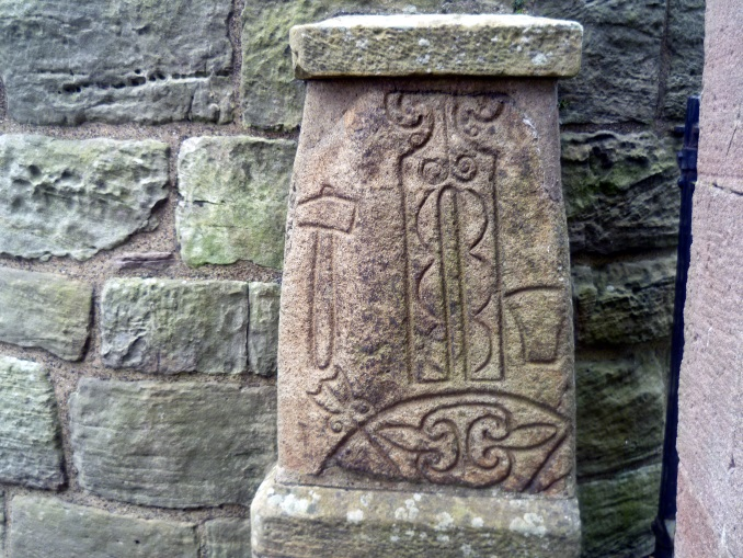 Abernethy Pictish Stone
