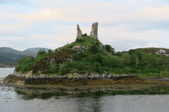 The Norwegian Princess Who Controlled Skye's Strait Of ...