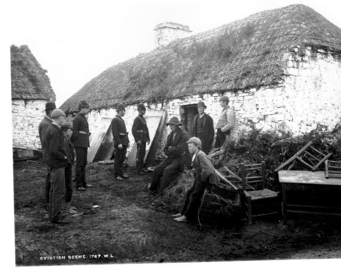 Evictions in Ireland