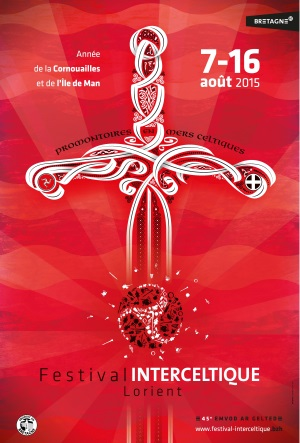 Festival Interceltique poster