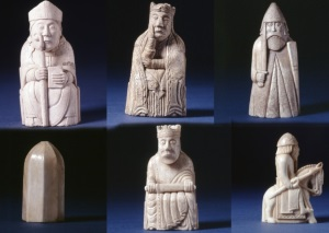 Lewis chess pieces returning to Isle of Lewis