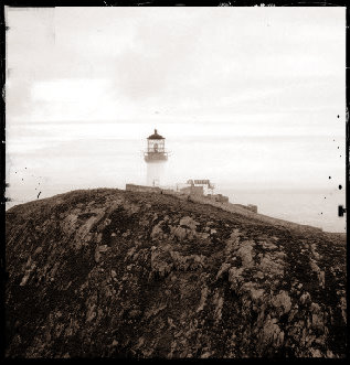 Lighthouse on Eilean Mor, Flannan Isles