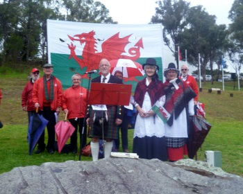 Welsh Folk at Glen Innes 2015