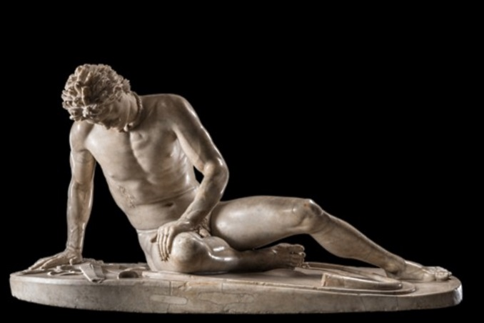 Dying Gaul sculpture