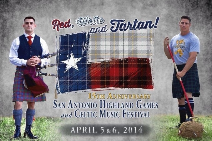 San Antonio Highland Games and Celtic Music Festival