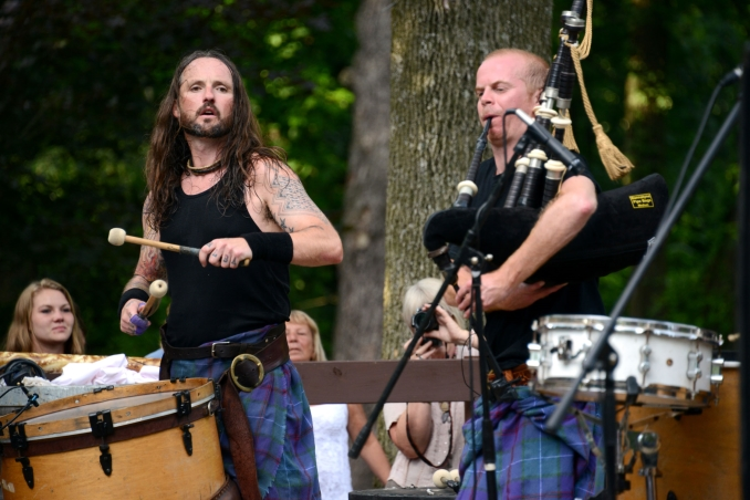 Albannach at the Celtic Fling
