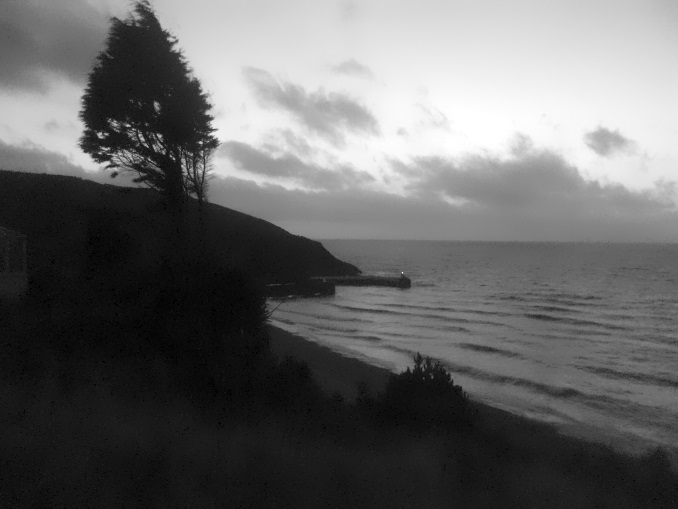 Laxey bay