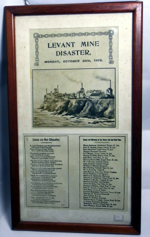 Levant Mine Disaster