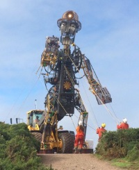 Man Engine, Redruth
