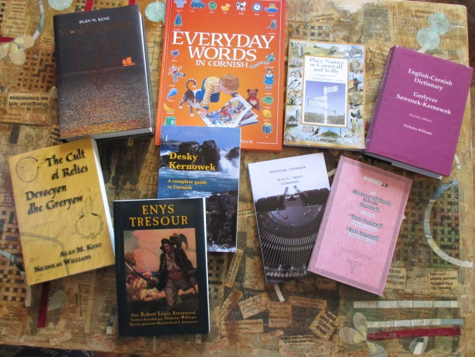 Redruth Cornish Language Group Library Collection