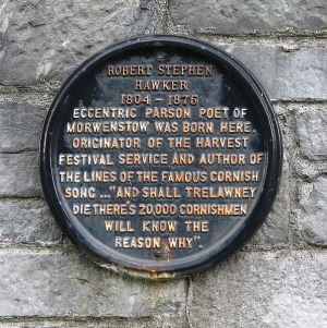 Hawker Plaque