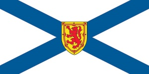 Flah of Nova Scotia