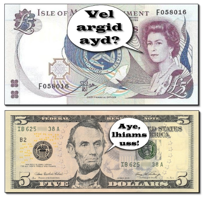 Money and Celtic Languages