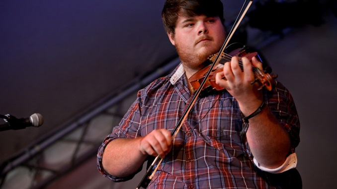 Tom Callister, Barrule's gifted fiddle player