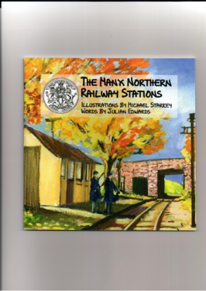 Manx Northern Railway Stations book