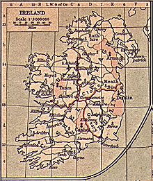 Dioceses of Ireland