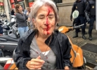 Attack on voters in Catalonia 2