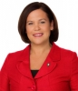 Mary Lou McDonald TD for Dublin Central, Vice President of Sinn Féin