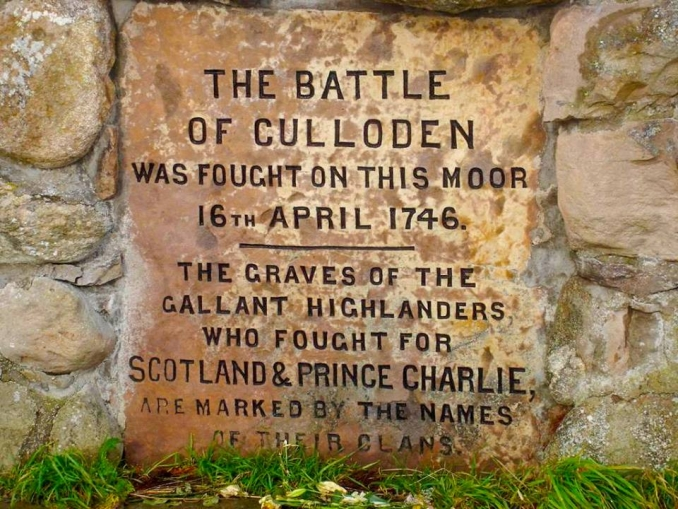 Anniversary of the Battle of Culloden | Transceltic - Home of the Celtic  nations