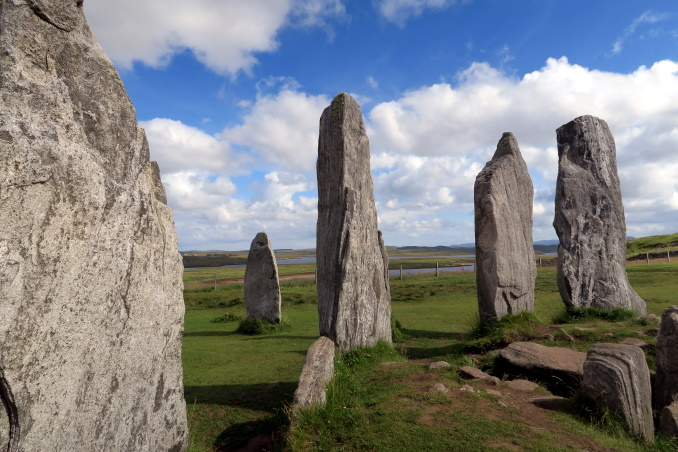 Mystery Of Scotland S Ancient Callanish Standing Stones Transceltic Home Of The Celtic Nations