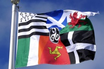 Celtic flag