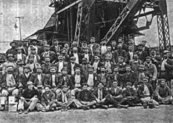 Foxdale Mines Workers