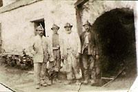 Laxey Mine Workers