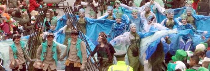 Dublin's Saint Patrick's Day Parade