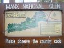 Laxey Glen - Glion Laksaa