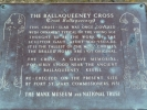 Ballaqueeney Cross