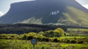 Ben Bulben NO sign