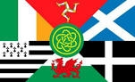 Flag of The Celtic League