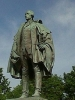 Cornwallis Statue that stood in Halifax Nova Scotia