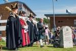 Glasney Memorial Commemoration 4