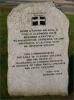 Glasney Memorial Stone