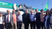 Group of Knock parishioners travelling to New York for the ceremony