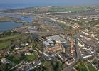 Hayle aerial view