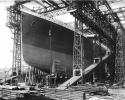 Launch of RMS Titanic