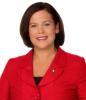 Mary Lou McDonald TD for Dublin Central, Vice President of Sinn Féin