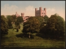 Penrhyn Castle between 1890 and 1900