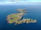 Toraigh island picture from Wild Atlantic way