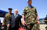 President Higgins Lebanon visit