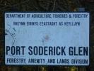 Port Soderick Glen - Glion Phurt Soderick