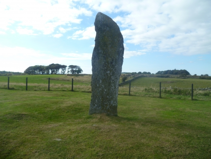 Drumtroddan Standing Stones Transceltic Home Of The Celtic Nations